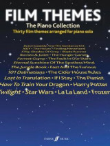 Omslag - Film Themes: The Piano Collection