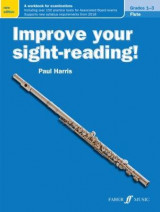 Omslag - Improve your sight-reading! Flute Grades 1-3