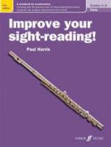 Omslag - Improve your sight-reading! Flute Grades 4-5