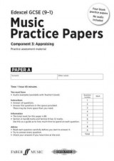Omslag - Edexcel Music GCSE Practice Papers