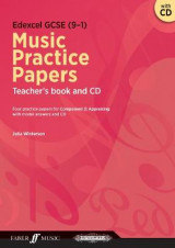 Omslag - Edexcel GCSE Music Practice Papers Teacher's Book