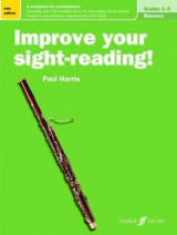 Omslag - Improve your sight-reading! Bassoon Grades 1-5