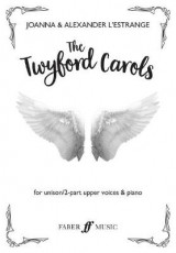 Omslag - The Twyford Carols (Unison 2-part children's choir and piano)