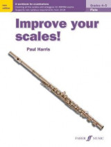 Omslag - Improve your scales! Flute Grades 4-5