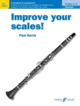 Omslag - Improve your scales! Clarinet Grades 1-3