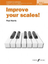 Omslag - Improve your scales! Piano Grade 3