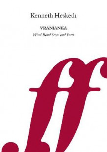 Kenneth Hesketh: Vranjanka (Notetrykk)
