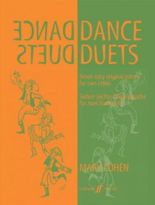 Dance Duets for Cello av Mary Cohen (Heftet)