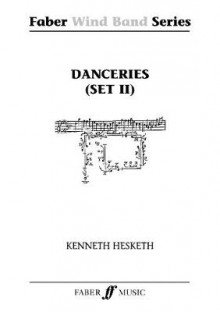 Danceries Set II av Kenneth Hesketh (Heftet)