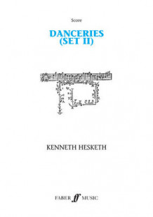 Danceries (Set II) av Kenneth Hesketh (Heftet)