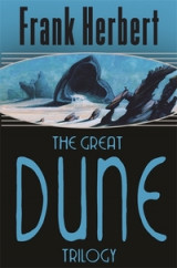 Omslag - The great Dune trilogy