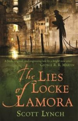 Omslag - The lies of Locke Lamora