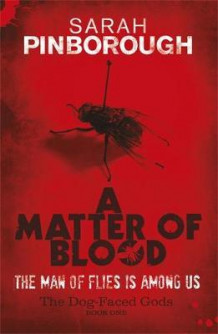 A matter of blood av Sarah Pinborough (Heftet)