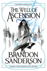 The well of ascension av Brandon Sanderson (Heftet)