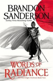 Words of radiance av Brandon Sanderson (Heftet)