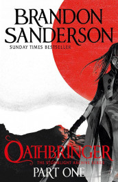 Oathbringer part one av Brandon Sanderson (Heftet)