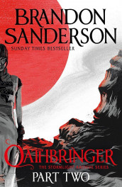 Oathbringer part two av Brandon Sanderson (Heftet)