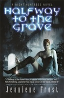 Omslag - Halfway to the Grave: Halfway to the Grave Bk. 1
