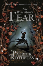 The wise man's fear av Patrick Rothfuss (Heftet)