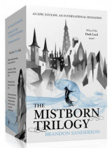 Omslag - Mistborn trilogy Box Set