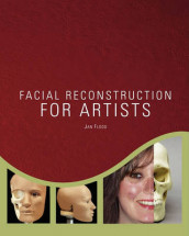 Facial Reconstruction for Artists av Jan Flood (Heftet)