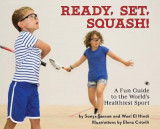 Omslag - Ready, Set, Squash!