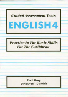 Graded Assessment Tests English 4 av Cecil Gray, David Newton og D. Smith (Heftet)