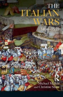 The Italian Wars, 1494-1559 av Michael Edward Mallett og Christine Shaw (Heftet)