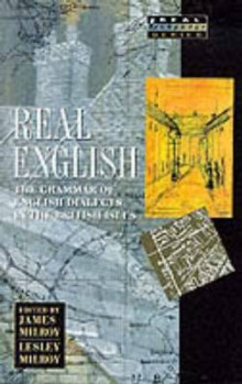 Real English av James Milroy og Lesley Milroy (Heftet)