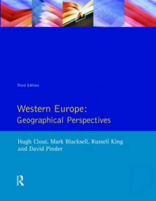 Western Europe av Hugh Clout, Mark Blacksell, Russell King og Dr. David Pinder (Heftet)