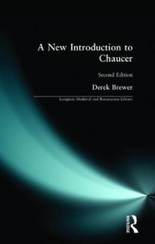 A New Introduction to Chaucer av Derek Brewer (Heftet)