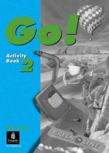 Go!: Activity Book 2 av Steve Elsworth, Michael Harris, Luciano Mariani og Olivia Date (Heftet)