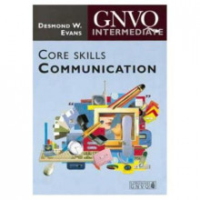 Intermediate GNVQ Core Skills: Communication av Desmond W. Evans (Heftet)