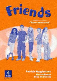 Friends Starter (Global)Teacher's Book av Liz Kilbey (Heftet)