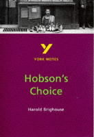 Hobson's Choice: York Notes for GCSE av Brian Dyke (Heftet)