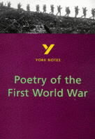 Poetry of the First World War: York Notes for GCSE av Hana Sambrook (Heftet)