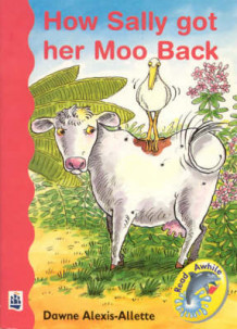 How Sally Got Her Moo Back av Dawne Alexis-Allette (Heftet)