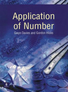 Application of Number: Application of Number av Gwyn Davies og Gordon Hicks (Heftet)