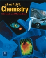 A Level Chemistry for AS and A2 av Martin Berry og Eric Lewis (Heftet)