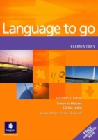 Language to Go Elementary Students Book av Simon Le Maistre og Carina Lewis (Heftet)