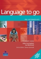 Language to Go: Pre-Intermediate Students Book av Gillie Cunningham og Sue Mohamed (Heftet)