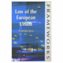 The Law of the European Union av Penelope Kent (Heftet)