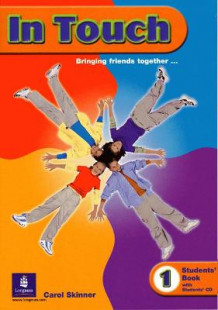 In Touch Student Book/CD Pack 1 av Liz Kilbey (Blandet mediaprodukt)