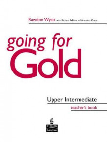 Going for Gold Upper Intermediate: Teacher's Book av Sally Burgess, Richard Acklam og A. Crace (Heftet)