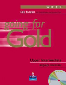 Going for Gold Upper-Intermediate Language Maximiser with Key & CD Pack av Sally Burgess (Blandet mediaprodukt)
