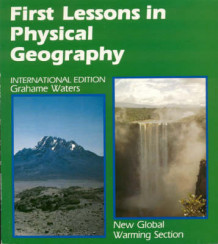 First Lessons in Physical Geography av G. H. C. Waters (Heftet)