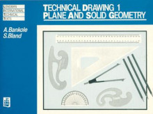 Technical Drawing: Plane and Solid Geometry v. 1 av A. Bankole og Stuart Bland (Heftet)