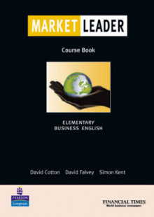 Market Leader: Elementary Course Book av David Cotton, David Falvey og Simon Kent (Heftet)