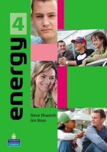 Energy 4 Student's Book plus Notebook av Steve Elsworth og Jim Rose (Heftet)