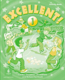 Excellent: Activity Book Level 1 av Coralyn Bradshaw, Jill Hadfield og Richard Northcott (Heftet)